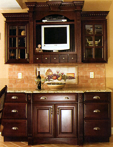 Larger Image Our Cabinet Shop Produces Furniture Grade Projects For